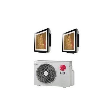 Climatizzatore Condizonatore Lg Dual...