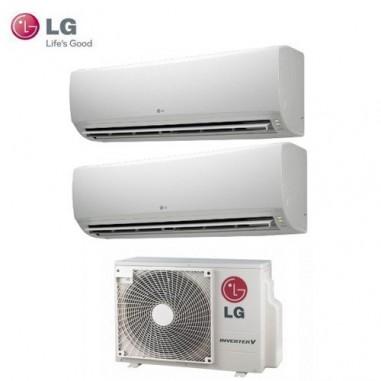 Climatizzatore Lg Dual Split Inverter...