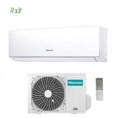 Climatizzatore Condizionatore Hisense Inverter 9000 Btu Serie New Comfort Dj25ve0ag Classe A++ Gas R-32 Wi Fi Optional