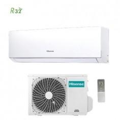 Climatizzatore Condizionatore Hisense Inverter 9000 Btu Serie New Comfort Dj25ve0ag Classe A++ Gas R-32 Wi Fi Ready