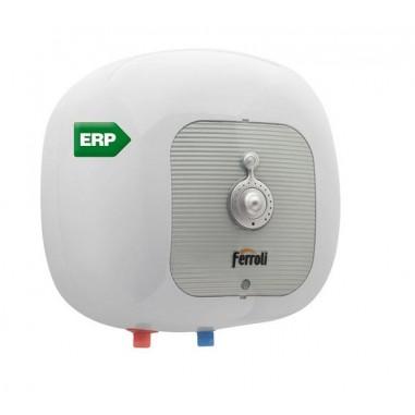 Ferroli Scaldabagno Elettrico Serie Novo Sotto Lavello 5 Litri Classe Energetica