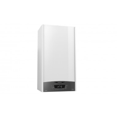 CALDAIA ARISTON CLAS ONE 24 KW A CONDENSAZIONE METANO COMPLETA DI KIT SCARICO FUMI WI-FI OPTIONAL-ErP