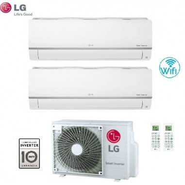Climatizzatore Condizionatore Lg Dual...