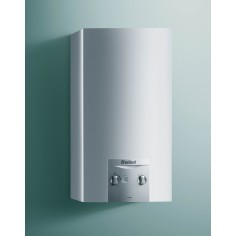 SCALDABAGNO VAILLANT A METANO ELECTRONICMAG 16-0/0 XEA DA 16 LT CON DISPLAY LCD E ACCENSIONE ELETTRONICA
